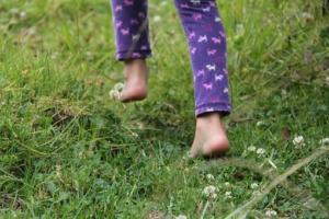 Op de tenen lopen bij kinderen